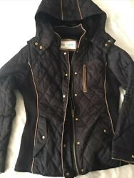 **Exotic Phantom Black & Honey Tan JacketVest**