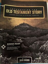Introduction to Old Testament (First Edition) by David Brisben (2016 Loose Leaf