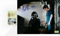 8x10 SIGNED AUTOGRAPHED PHOTO ALEC GILLIS ALIEN vs PREDATOR AVP SPFX ALIENS COA