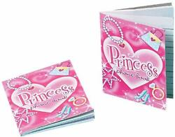 Sparkling Princess Pink Fancy Girls Kids Birthday Party Favor Mini Phone Books $9.17