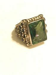 Nicky Butler Sterling Silver Ring Size 6. Never Worn. In Box With Label.