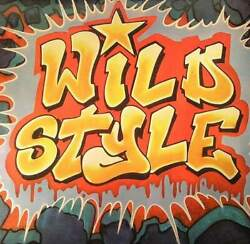 WILD STYLE OST LP SEALED New Vinyl Soundtrack Old School Hip Hop
