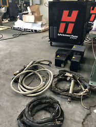 Hypertherm HPR 260 W Extras Burn Table Parts $32500.00