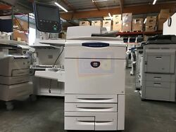Xerox DocuColor 260 Digital Production Copier Printer Scanner 75ppm 242 260