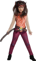 Catra She Ra And The Princess Of Power Girls Child Halloween Costume