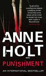 Punishment by Anne Holt
