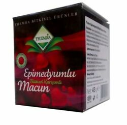 Themra Epimedium Paste Horny Goat Weed Ginseng Herbal Aphrodisiac 43 gr