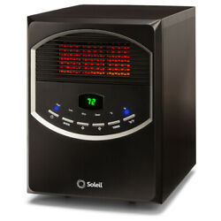 Soleil  1500 watts Electric  Infrared  Radiant Heater $131.05