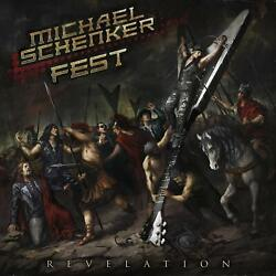 Revelation feat. Gary BardenGraham Bonnet Robin Michael Schenker Fest Audio CD