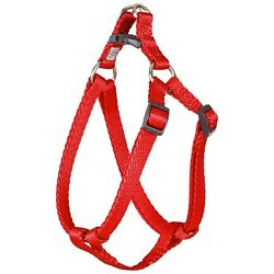 Good2Go Easy Step In Red Comfort Dog Harness Large Extra Large $12.99