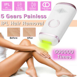 50W Laser IPL Permanent Hair Removal Machine for Body Face Bikini Electric G27 $79.50