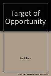 Target of Opportunity Hardcover Max Byrd $4.49