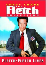 FLETCH + FLETCH LIVES COLLECTION New DVD Chevy Chase