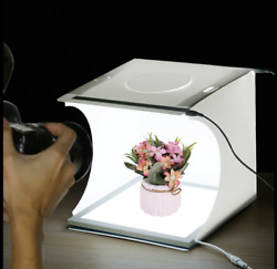 Foldable Portable Mini Photo Light Box Studio Home Photography Lighting Tent Kit $12.98