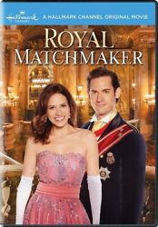 ROYAL MATCHMAKER New Sealed DVD A Hallmark Channel Original Movie