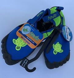 Kids NEWTZ Water Shoe~Boys or Girls UPF 50+ Beach Pool Or Boat Size 11-12