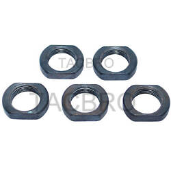 5 Pieces Steel 5 8x24 TPI Adjustable Locking Jam Nut for Muzzle Brake 308 .308 $10.95