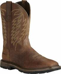 Ariat Men's   Groundbreaker Wide Square Toe Boot
