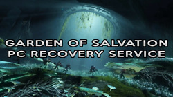 Destiny 2 Garden of Salvation Divinity + Full Clear Recovery PC