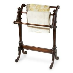 Butler Newhouse Plantation Cherry Blanket Stand Plantation Cherry - 1910024