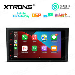 For Audi A4 S4 B6 B7 RS4 Quad Core Android 10.0 Car Stereo Radio GPS DVD USB SD $249.99