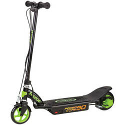 Electric-Powered Scooter With Rear Wheel Drive 80 Min Run Time 10 MPH Razor New $119.87