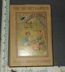 1911 2nd Printing The Secret Garden Frances Hodgson Burnett Hardcover