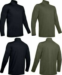 Under Armour 1343352 Men#x27;s UA Lightweight LW 1 4 Zip Tactical Long Sleeve Shirt $49.99