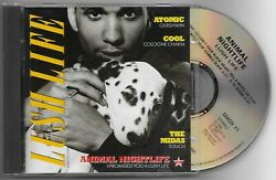 ANIMAL NIGHTLIFE Lush Life 1988 10 Records CD Album A++++++++++CONDITION