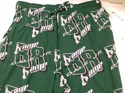 Dale Earnhardt Jr  Amp Energy Lounge Pants Adult XL Free Ship # 88