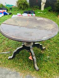 antique table $200.00