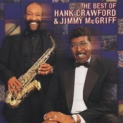 CD: The Best of HANK CRAWFORD & JIMMY MCGRIFF nm