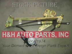 Passenger Front Window Regulator Sedan Electric Fits 92-95 CIVIC 31118