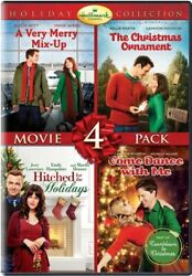 HALLMARK CHANNEL HOLIDAY COLLECTION 4 MOVIE PACK VOLUME 6 New DVD $10.94