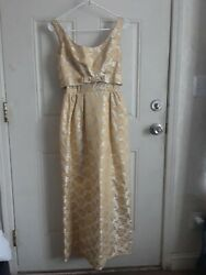 True Vtg 50s 60s Asian style cocktail Dress Fit Cocktail