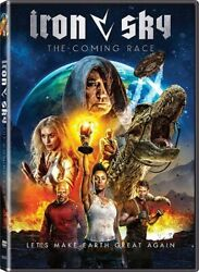 IRON SKY THE COMING RACE New Sealed DVD $17.32