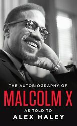 The Autobiography of Malcolm X (1992 Paperback) Book
