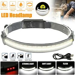 Rechargeable Camping Fish Super Bright T6 LED Headlamp Headlight Head Torch Lamp $13.98