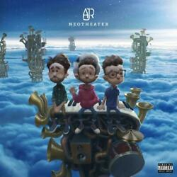 AJR Neotheater LIMITED EDITION New Sealed Blue Colored Vinyl Record LP $23.99