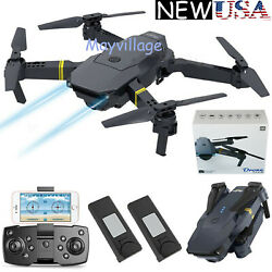 Cooligg S168 1080P Wifi HD Camera Drone Aircraft Foldable Quadcopter Selfie FPV $64.99