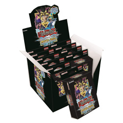 YuGiOh the dark side of dimensions movie pack secret edition display box $99.95