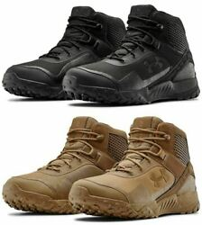 Under Armour 3022853 Men#x27;s UA 5quot; Valsetz RTS 1.5 Tactical Duty Boots Hiking Boot $99.99
