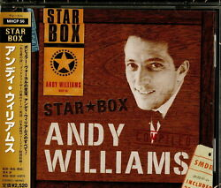 ANDY WILLIAMS STAR BOX ANDY WILLIAMS JAPAN CD F30 $29.44