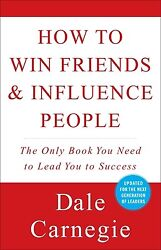 How to Win Friends amp; Influence People by Dale Carnegie $5.28