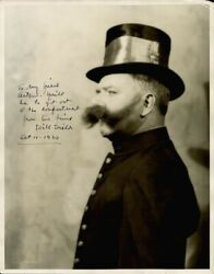 W. C. FIELDS - INSCRIBED PHOTOGRAPH SIGNED 10111928