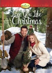LOVE YOU LIKE CHRISTMAS New Sealed DVD Hallmark Channel Holiday Collection $18.48