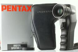 [TOP MINT in BOX] PENTAX DIGITAL SPOT METER Light Meter With Strap From JAPAN