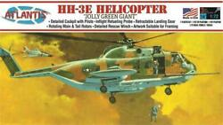 Atlantis 1 72 US Bell HH 3E Helicopter Jolly Green Giant A505 $15.99