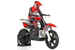 Iron Track 1 4 Scale 2.4Ghz RTR RC Brushless Electric Motocross Dirtbike C $431.09