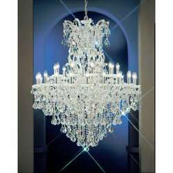 Classic Lighting Maria Theresa Crystal Traditional Chandelier Chrome - 8137CHC $10,134.00